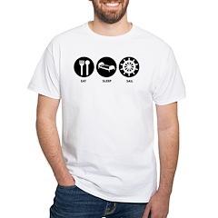 Eat Sleep Sail Shirt