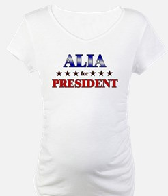 ALIA for president Shirt