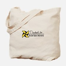 Pinwheels original logo Tote Bag