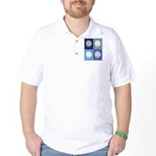 Boxing  (blue boxes) T-Shirt