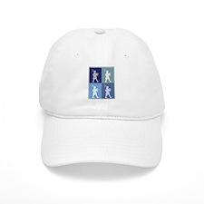 Bagpipes (blue boxes) Baseball Cap
