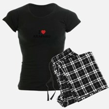 I Love ARAPAHO Pajamas