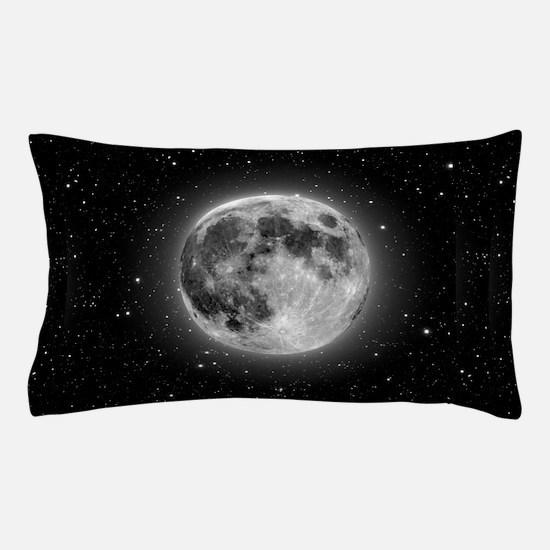 Unique Lunar Pillow Case