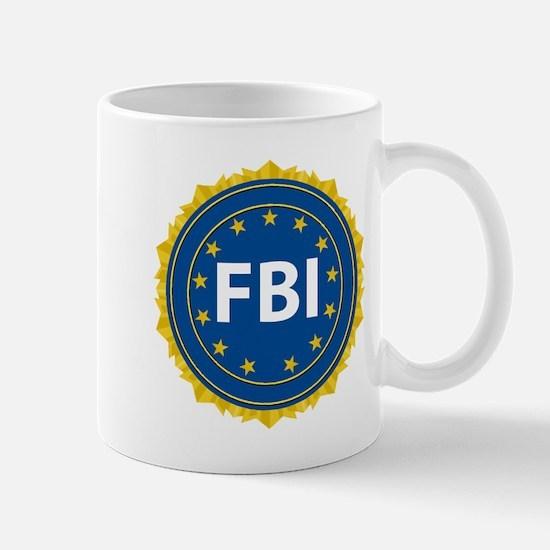 FBI Seal Mugs