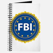 FBI Seal Journal