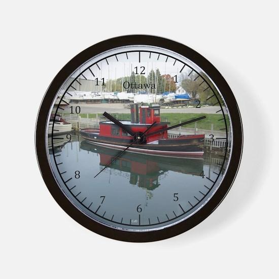 Otawwa Wall Clock