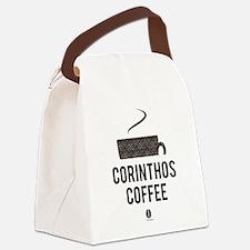 Corinthos Coffee Canvas Lunch Bag