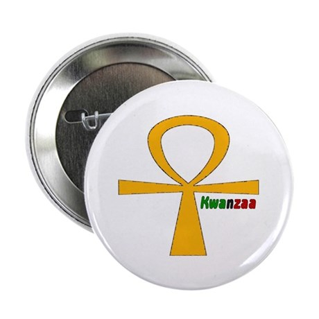 "Kwanzaa 2.25"" Button (100 pack)"