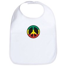 Rasta for peace Bib