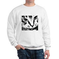 'Wes' the Cat Sweatshirt