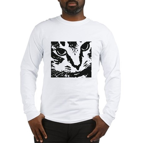 'Wes' the Cat Long Sleeve T-Shirt