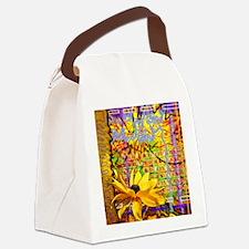 Unique Phillip Canvas Lunch Bag