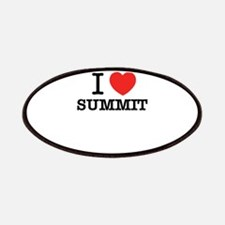 I Love SUMMIT Patch