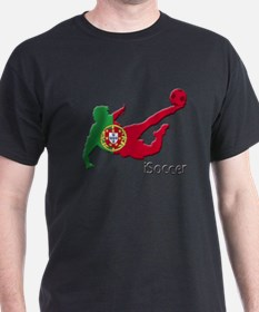 iSoccer Portugal T-Shirt