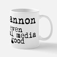 Real media looks good Mug