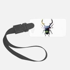 Stag Beetle Luggage Tag