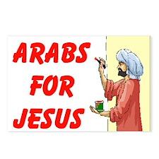 ARABS FOR JESUS Postcards (Package of 8)