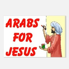 ARABS FOR JESUS Postcards (Package of 8)