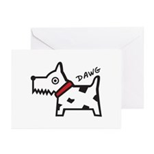 dawg Cards (Pk of 10)