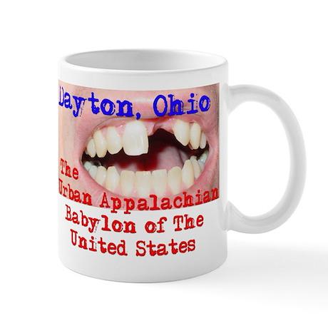 Dayton, Ohio - The Urban Appalachian Babylon Mug