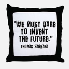 Invent the Future Throw Pillow