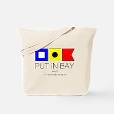 Cute Put in bay Tote Bag