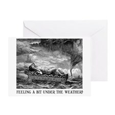 weather Greeting Cards
