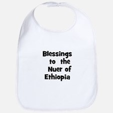 Blessings  to  the  Nuer of E Bib