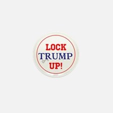 Lock Trump up! Mini Button