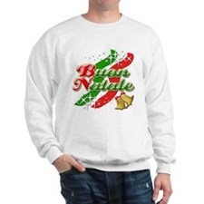 Buon Natale Italian Christmas Sweatshirt