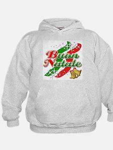 Buon Natale Italian Christmas Hoodie