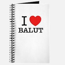 I Love BALUT Journal