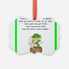 limerick Ornament