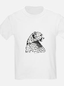 Cheetah_5x7 T-Shirt