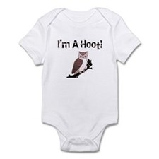 I'm A hoot Infant Bodysuit