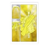 Jesus Page Postcards (Package of 8)