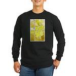 Jesus Page Long Sleeve Dark T-Shirt