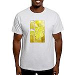 Jesus Page Light T-Shirt