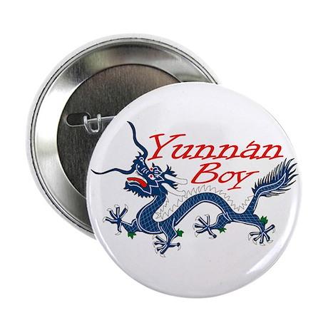 "Yunnan Boy 2.25"" Button"