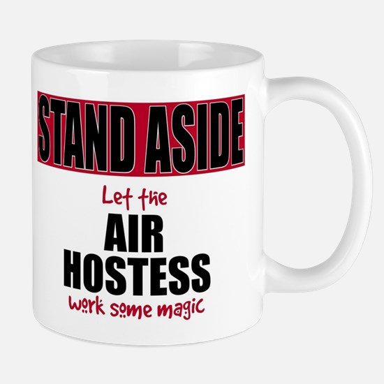 Air Hostess Mugs