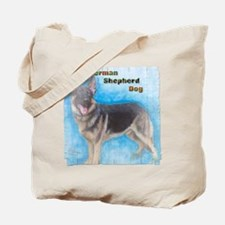 German Shepherd Dog 2 Tote Bag