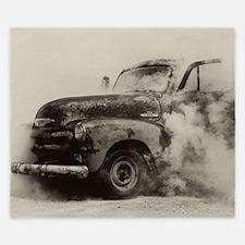 Smokin Truck King Duvet
