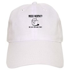 Miso Horny Baseball Cap
