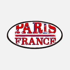 PARIS FRANCE Patch