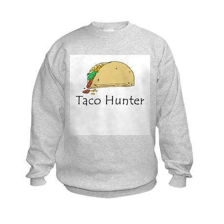 Taco Hunter Kids Sweatshirt