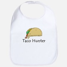Taco Hunter Bib