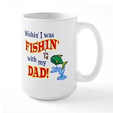 Fishing With Dad Mug