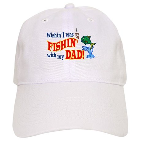 Fishing With Dad Cap