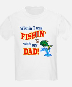 Fishing With Dad T-Shirt