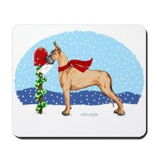 Great Dane Fawn Mail Mousepad
